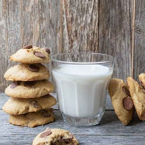 Grain-Free Cassava Chocolate Chip Cookie