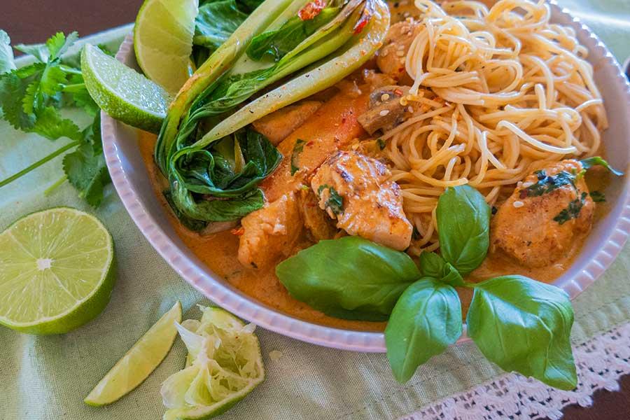 gluten free thai food