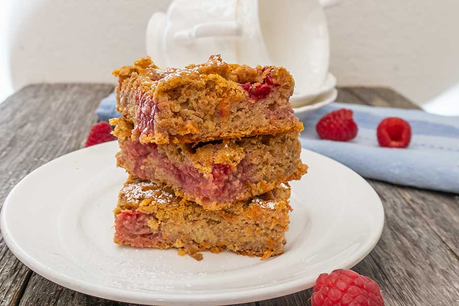 gluten-free breakfast cake