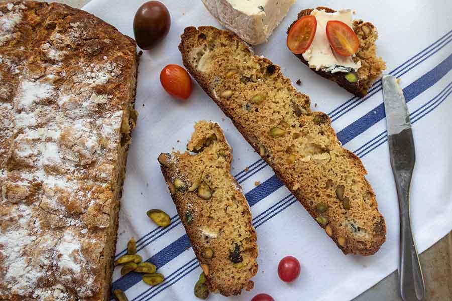 gluten free soda bread