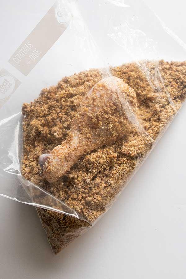 shake and bake recipe, gluten free
