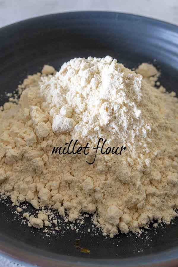 healthy millet flour