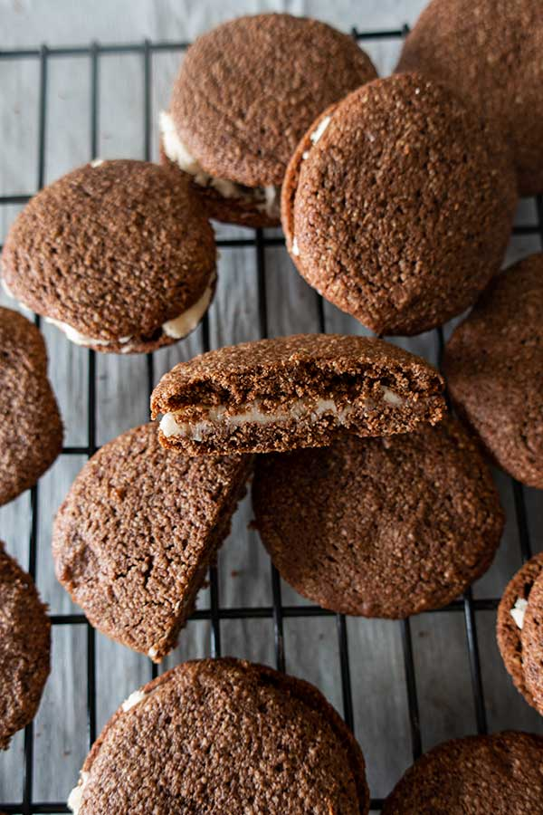 oreo cookie, gluten-free