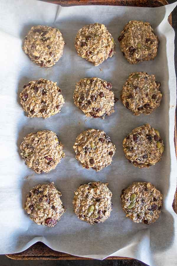 healthy gluten-free cookie