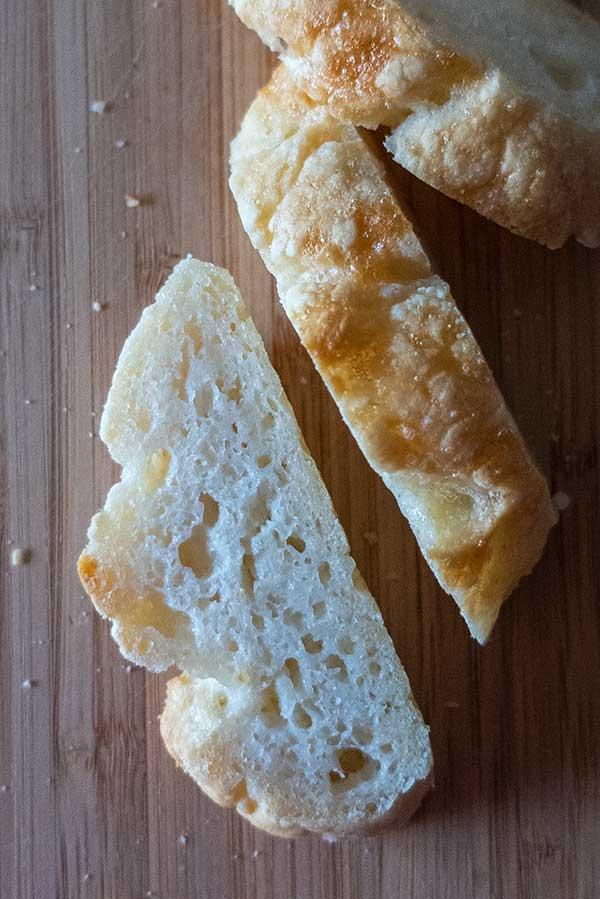 italian bread recipe, gluten-free
