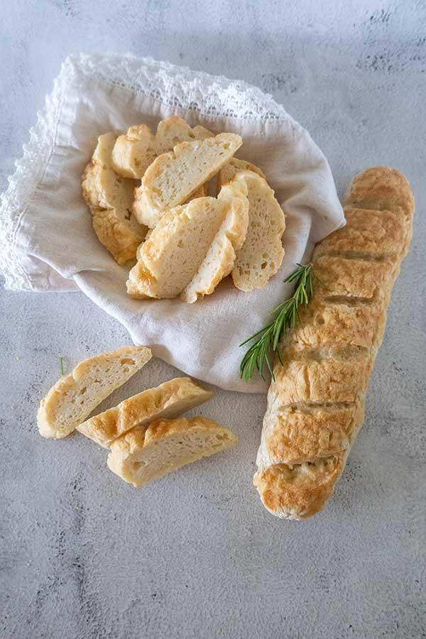 Italian bread, gluten-free